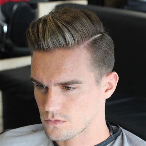 tapered sides comb over fade haircut 2018 men s haircuts hairstyles 2018