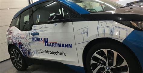 Fahrzeugbeschriftung Elektro by Fahrzeugbeschriftung Referenzen Baist Gmbh