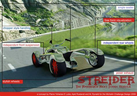 indonesia design challenge streider by pierre lubis apid rustandi and m rynaldi