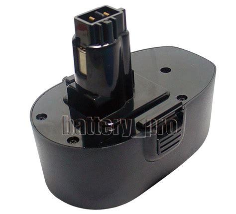 black decker cd18c uk 18v 1 7ah battery for black decker cd18c cd18ce