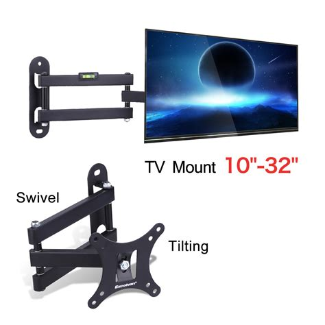 Bracket Tv 10 32 Vdr Led 27 Lcd Breket Braket Brecket Inch In motion tv wall mount swivel bracket 19 22 24 27 32
