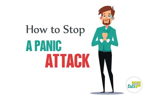 how to stop a attack how to stop a panic attack 10 proven tips to calm your anxiety fab how