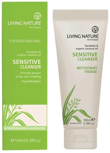 Natur E Advance 100ml buy living nature sensitive cleanser 100ml