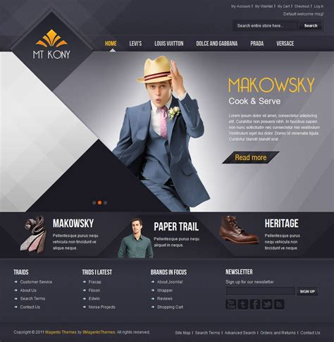 best site templates mt kony template vn