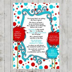 free dr seuss invitation templates 1000 images about amazing multicolored dr seuss baby