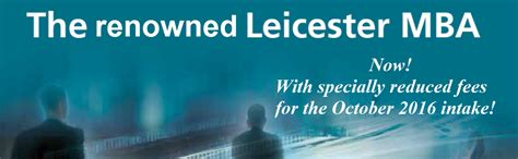 Of Leicester Mba Ranking 2016 by Iconsulting Education Consulting Services
