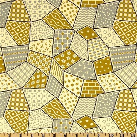 Quilt Fabric Collections by Cotton Quilt Fabric Penelope Collection Quilt Gold A