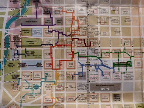 houston tunnel map where s eldo houston s underground culture