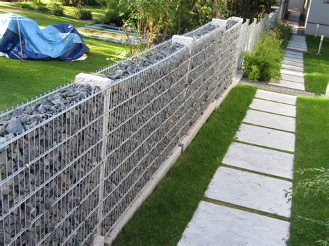 Diy Raised Garden Beds Cheap - gabion on pinterest gabion wall fencing and fence