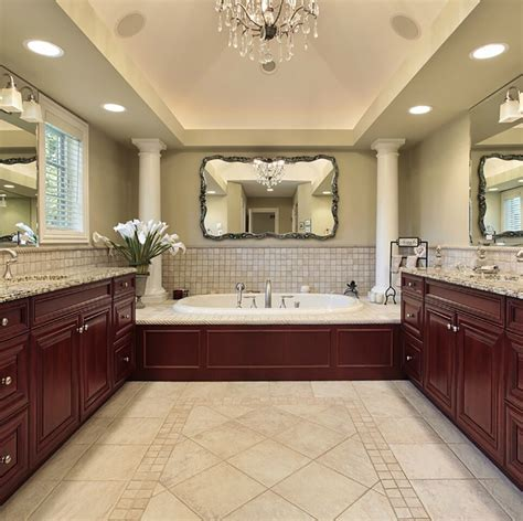 rich bathrooms bathrooms with dark cabinets design