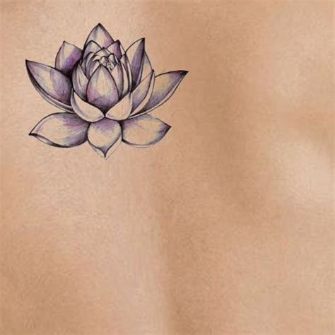 stunning lotus flower tattoos for women pop tattoo
