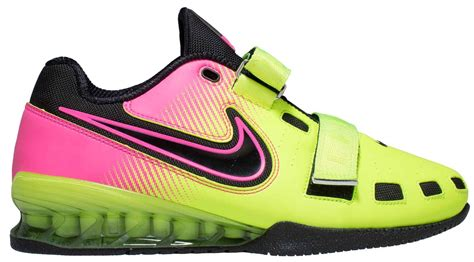 nike lifting shoes nike romaleos 2 weightlifting shoes