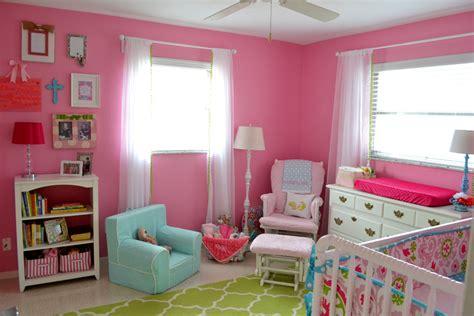 green and pink nursery pink green and aqua nursery project nursery
