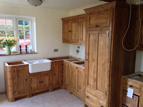 rustic pine kitchen wolds furniture company