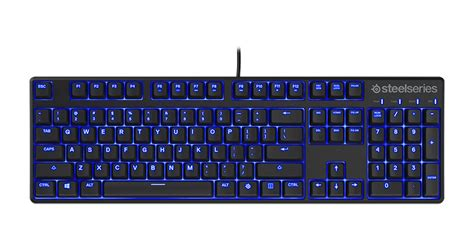 Keyboard Steelseries Apex 100 apex m500 cherry mx mechanical gaming keyboard