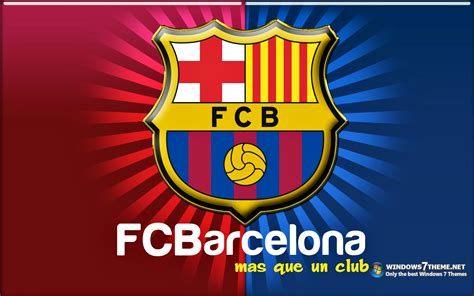 download themes windows 7 barcelona fc barcelona theme download