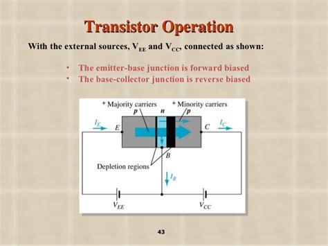 bjt transistor lecture 28 images lecture 8 bjt 1 ene 311 lecture ppt transistors student