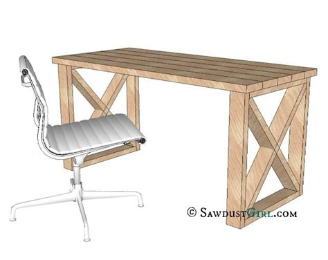simple desk chair plans white x leg desk featuring sawdust diy projects