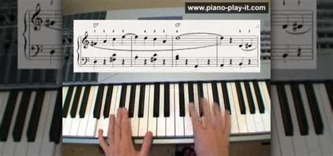 how to play the piano how to play quot the entertainer quot by joplin on piano