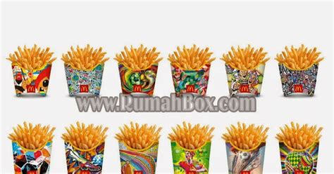 desain kemasan french fries kemasan french fries rumah box