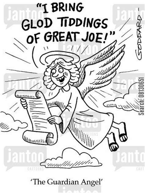 Guardian Angel Humor Seasons Greetings Humor From Jantoo