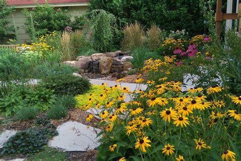 black falls in with gardener minneapolis eco yard