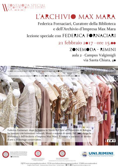 scuola di lettere e beni culturali bologna archivi della moda zonemoda