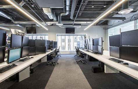 Geneva Trading Office by Earles Architects and Associates