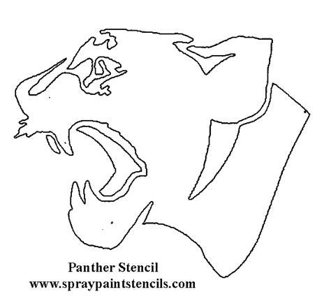 printable animal stencils free animal stencils page 4