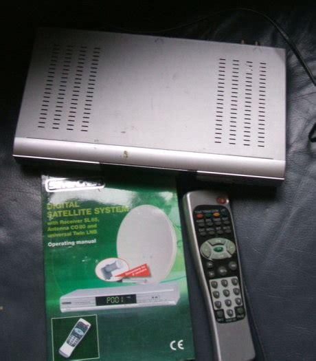 Remot Receiver Orange Silver silvercrest sl65 satellite receiver remote controlmanual for sale in drimnagh dublin from moira322