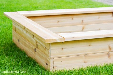 How To Make A Garden Box Vegetable Box Garden