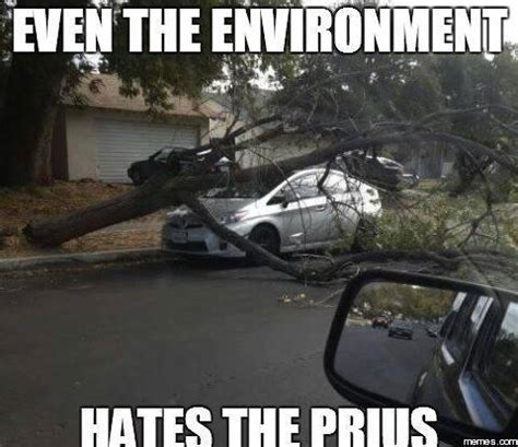 Making Memes - the 22 funniest prius memes that make fun of hybrids