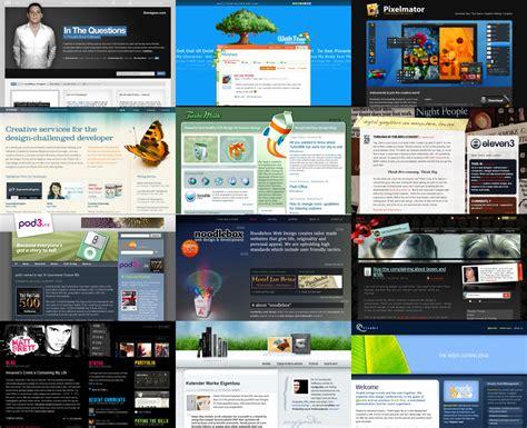 css layout news 2007年度のcssデザインベスト50発表 gigazine