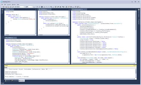 devexpress layout manager tutorial what s new in 2015 vol 1 devexpress