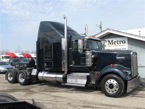 kenworth w900a kenworth w900a conventional trucks for sale used trucks on