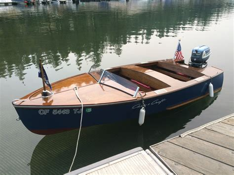 big chris craft boats chris craft kit 1952 for sale for 3 200 boats from usa