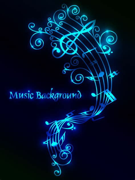 background themes songs music theme vector free vector 4vector