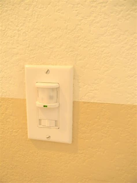 motion sensor for light by garage door tips and tricks