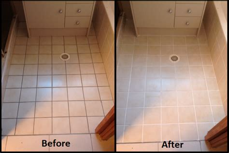 Grout Cleaning Before And After Acid Bath Toilet Cleaning Najm Al Neel Pest Najm Al Neel Pest