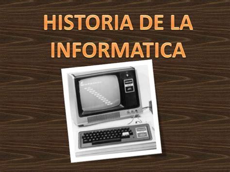 historia de la seleccia n 8416306419 historia de la informatica
