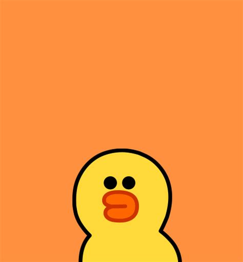 Silikon 3d Brown Line Duck 메신저 캐릭터 어디까지 알고 있니 1boon