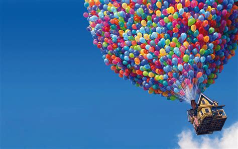 colorful balloons wallpaper free scenery wallpaper includes an up movie balloons