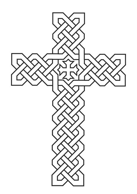 hard cross coloring pages cross coloring pages coptic cross موسوعة صور القديسين
