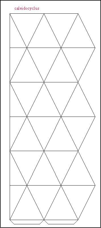 Flexagon Template by 190 Best Images About Flexagons On Math