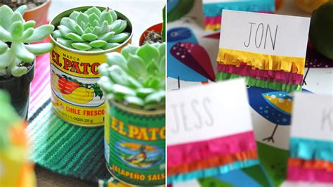 Mexican Decorations For Home Cinco De Mayo Decorations 10 Diys And Party Ideas Today Com