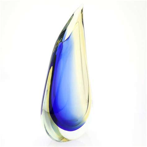 murano sommerso vase unique glass vases glass of venice
