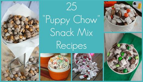 puppy chow recipe variations 25 quot puppy chow quot recipes