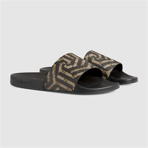gucci sandals gg caleido sandal gucci s sandals slides