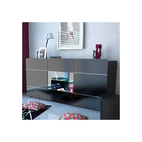 Sideboard With Lights bump black gloss sideboard with led lights sideboards home furniture