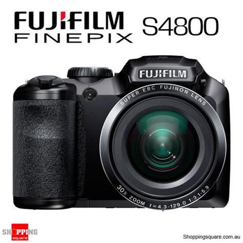 Finepix Fujifilm 16mp Murah Dslr fujifilm finepix s4800 digital 16mp 30x optical zoom 3 0 inch display shopping